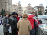 Пикеты в Киеве на Майдане Незалежности За свободу Григория Грабового